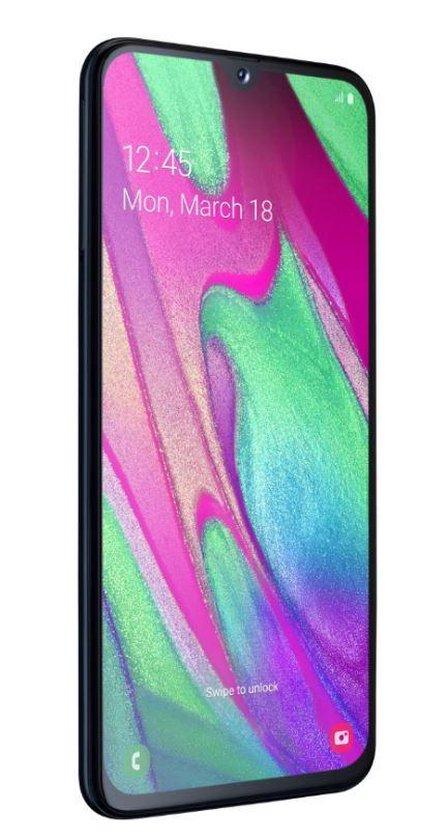 Samsung Galaxy A40 - 64GB - Zwart - Samsung
