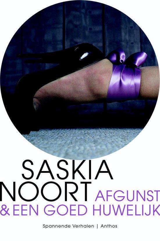 Boek cover Afgunst van Saskia Noort (Onbekend)