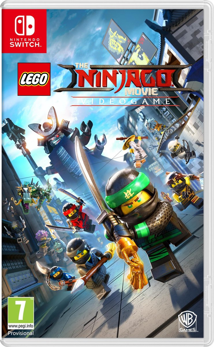 LEGO Ninjago Movie - Nintendo Switch