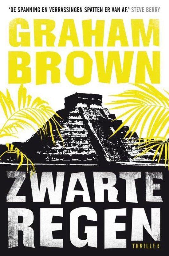 Zwarte regen - Graham Brown |