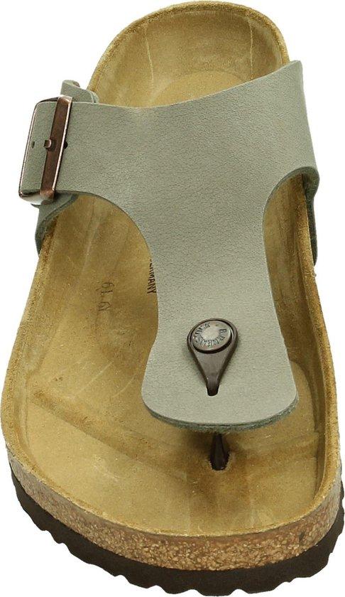 Birkenstock Ramses Heren Slippers Regular fit - Stone - Maat 44