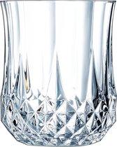 Eclat Longchamp Waterglas - 23 cl - Set-6