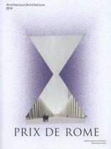 Prix De Rome 2014 - Architecture