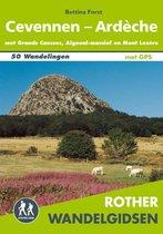 Rother Wandelgidsen - Rother wandelgids Cevennen-Ardèche