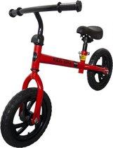 SWASS Kids Bike Loopfiets - Rood