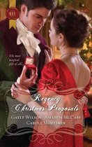 Regency Christmas Proposals
