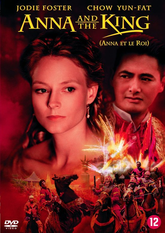 Cover van de film 'Anna And The King'