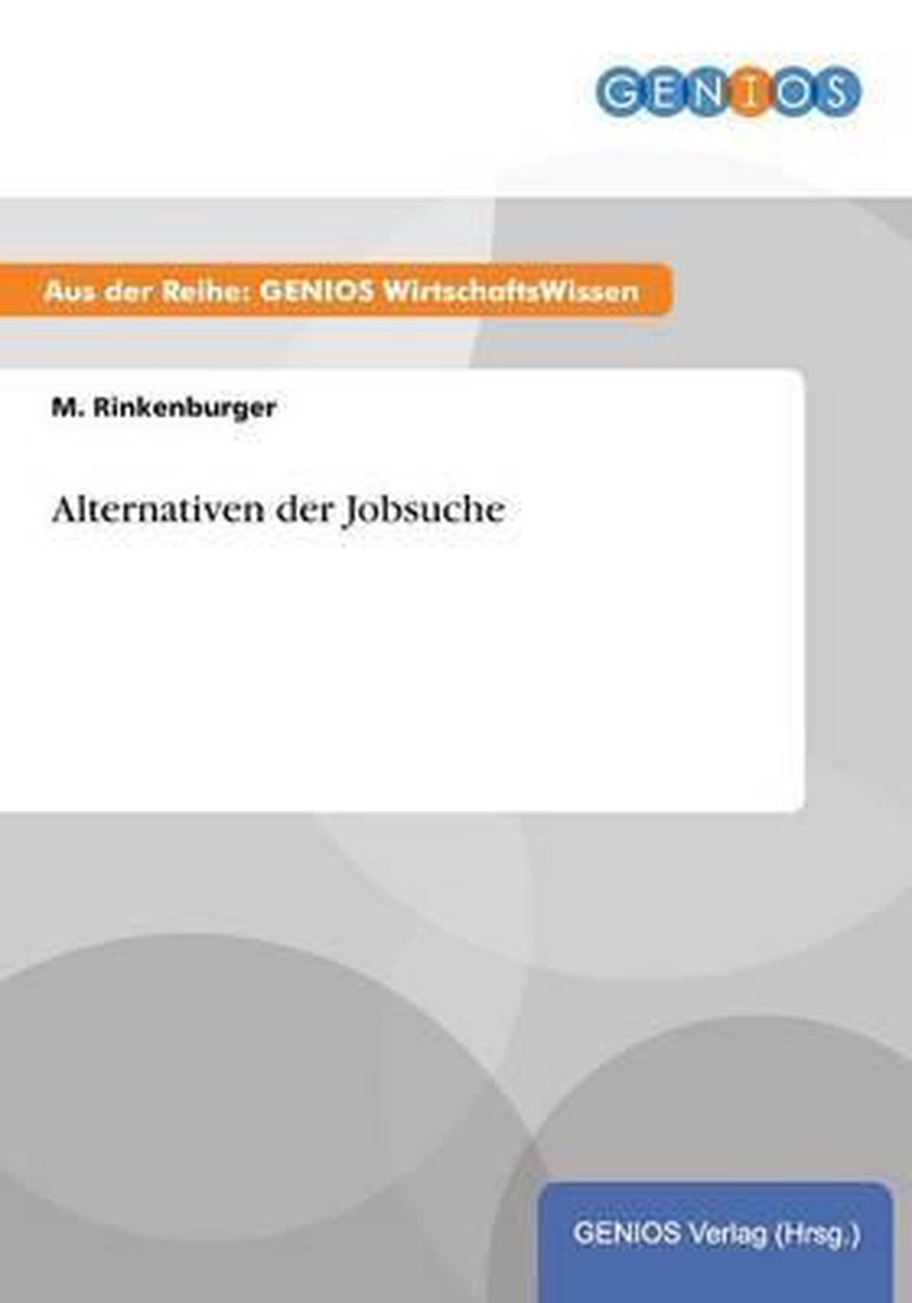 Alternativen der Jobsuche