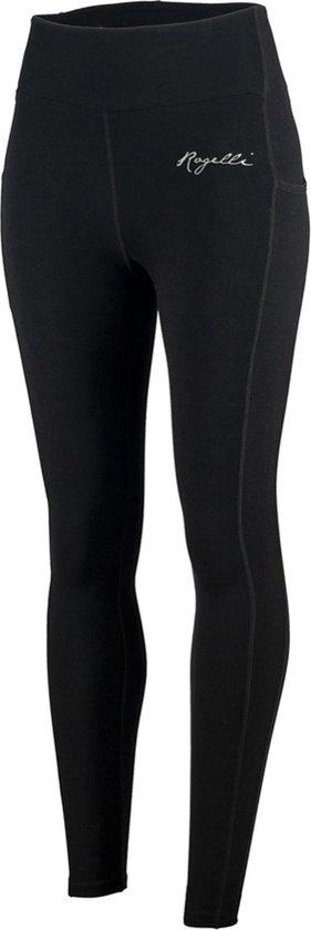 Rogelli Power Runningtight Dames Sportbroek - Maat XL  - Vrouwen - zwart