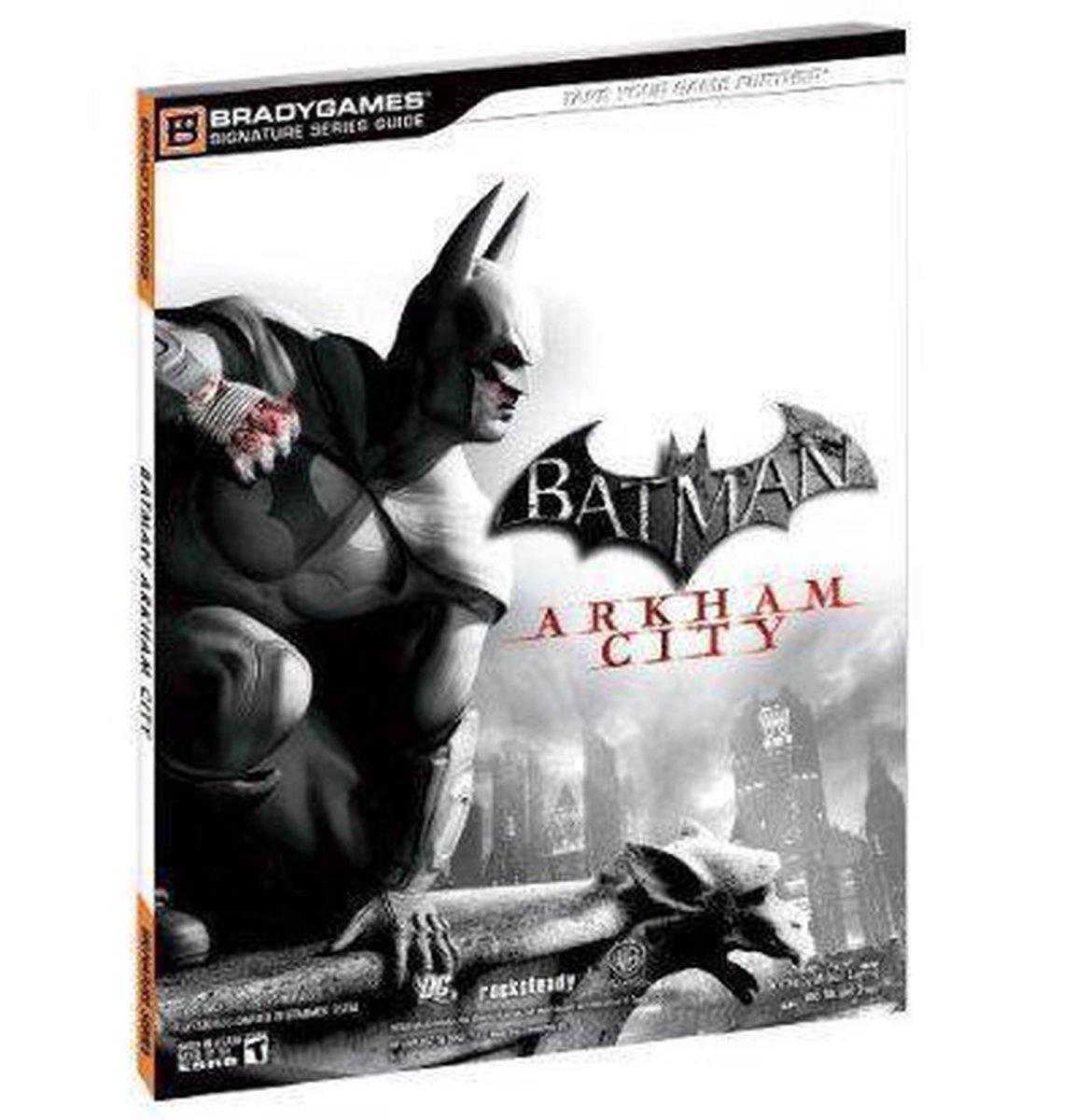 Batman, Arkham City, Signature Series Guide (PS3 / Xbox 360)