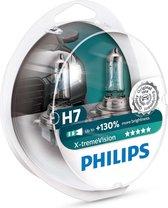 Philips X-tremeVision - Auto Koplampset H7 - 12V 55/60W - 2 Stuks