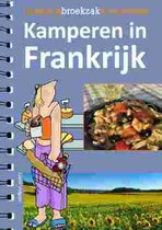Campingbroekzakkookboekje  -  Campingbroekzakkookboekje Kamperen in Frankrijk