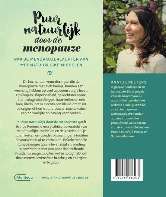 Puur natuurlijk door de menopauze