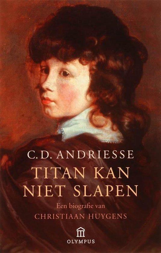 Boek cover Olympus  -   Titan kan niet slapen van C.D. Andriesse (Paperback)