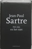 Boek cover Het zijn en het niet van Jean-Paul Sartre