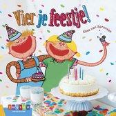 Leesserie Estafette  -   Vier je feestje!