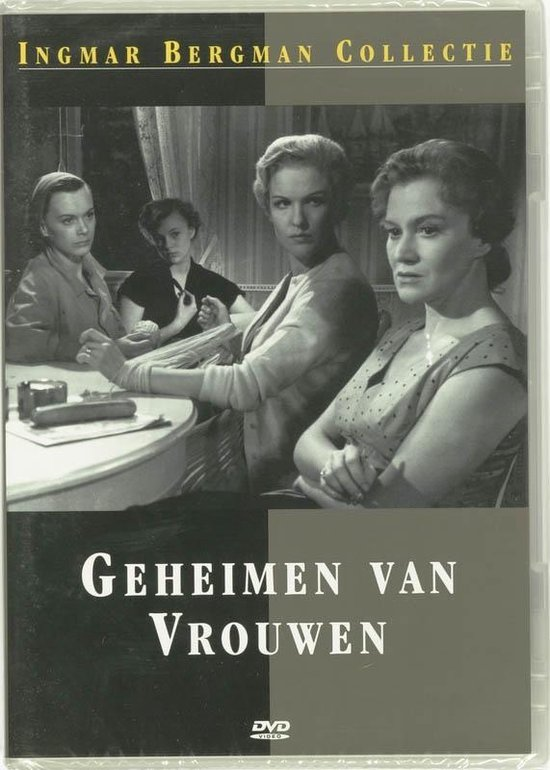 Cover van de film 'Geheimen Van Vrouwen'