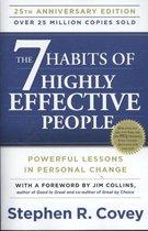 Boek cover 7 Habits of Highly Effective People van Stephen Covey (Onbekend)