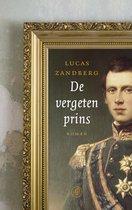 Boek cover De vergeten prins van Lucas Zandberg