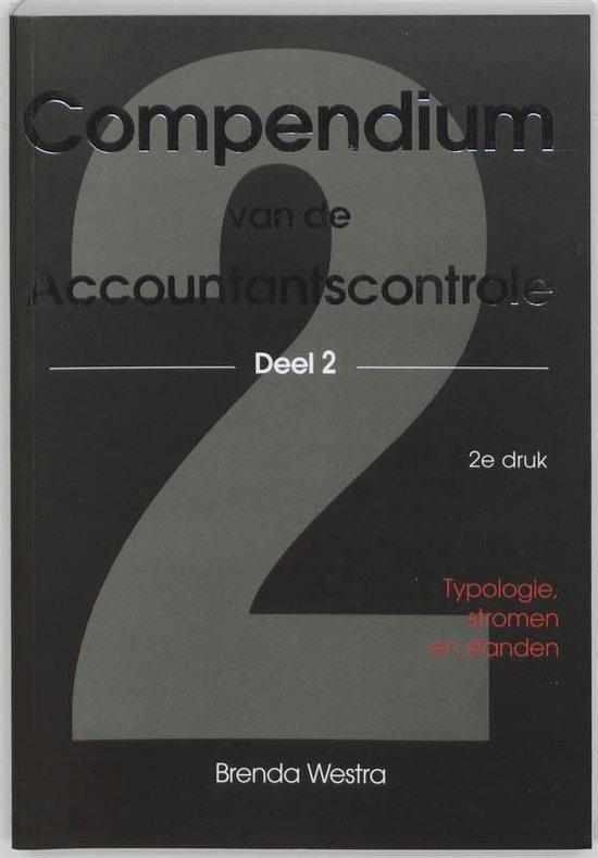 Compendium van de accountantscontrole 2