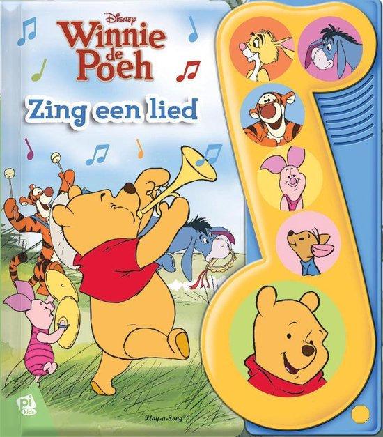 Winnie de Poeh - Zing een lied