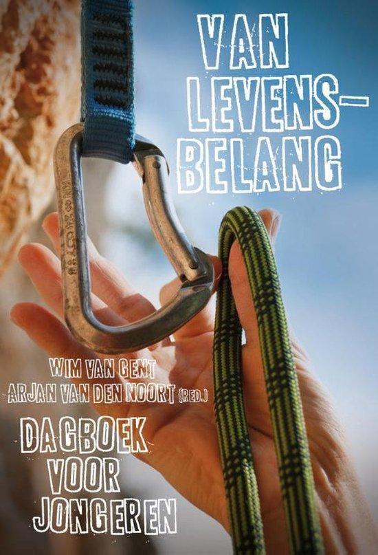 Boek cover Van levensbelang van Wim van Gent (Paperback)