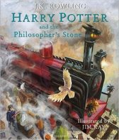 Harry Potter 1 - Harry Potter and the Philosopher's Stone | Illustrated Edition