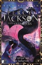 Percy Jackson en de Olympiërs 4 -   De strijd om het labyrint