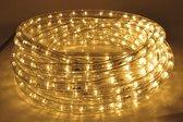 LED Lichtslang 15 meter | Warm wit | 36 leds per meter - Lichtsnoer voor buiten | 2200K