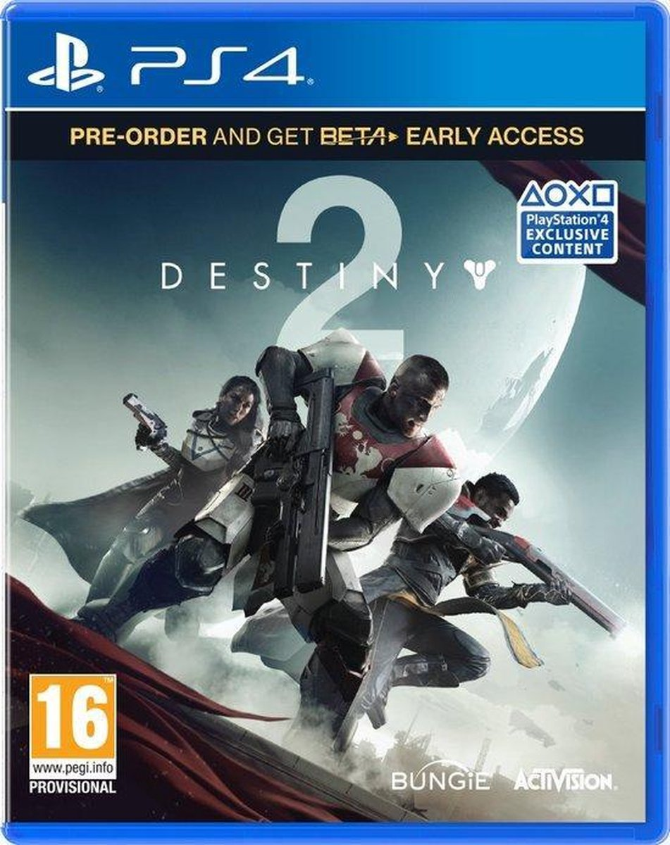 Destiny 2 - PS4 - Merkloos