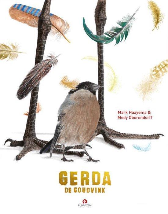 Boek cover Gerda de Goudvink van Mark Haayema (Hardcover)