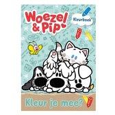 Woezel & Pip  -   Kleur je mee?
