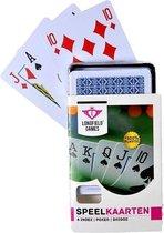Longfield Games Speelkaarten 100% Plastic