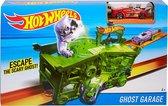 Hot Wheels Ghost Garage Racebaan - Hot wheels Autootjes Baan