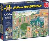 Jan van Haasteren De Kunstmarkt puzzel - 1000 stukjes