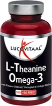 Lucovitaal L-Theanine Omega 3 Voedingssupplement - 210 Capsules