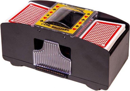 Afbeelding van het spel Clown Games Automatische Kaartschudmachine
