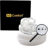GO COMFORT PRO CLICK® - Anti snurkbeugel op maat - Voor zware snurkers - Geschikt voor mannen en vrouwen
