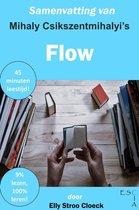 Samenvatting van Mihaly Csikszentmihalyi's Flow
