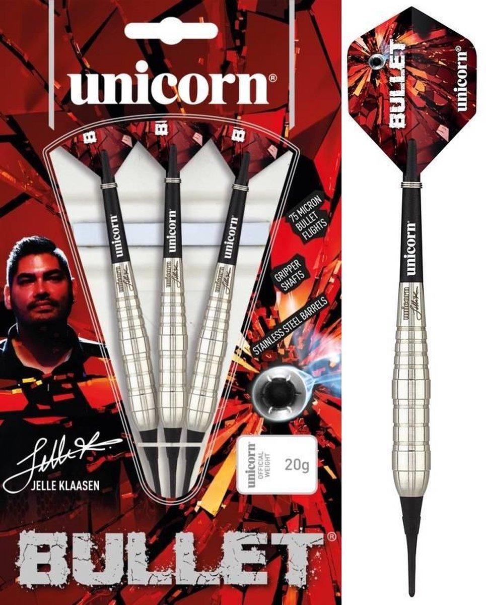 Unicorn Bullet Jelle Klaasen Soft Tip - 18 Gram