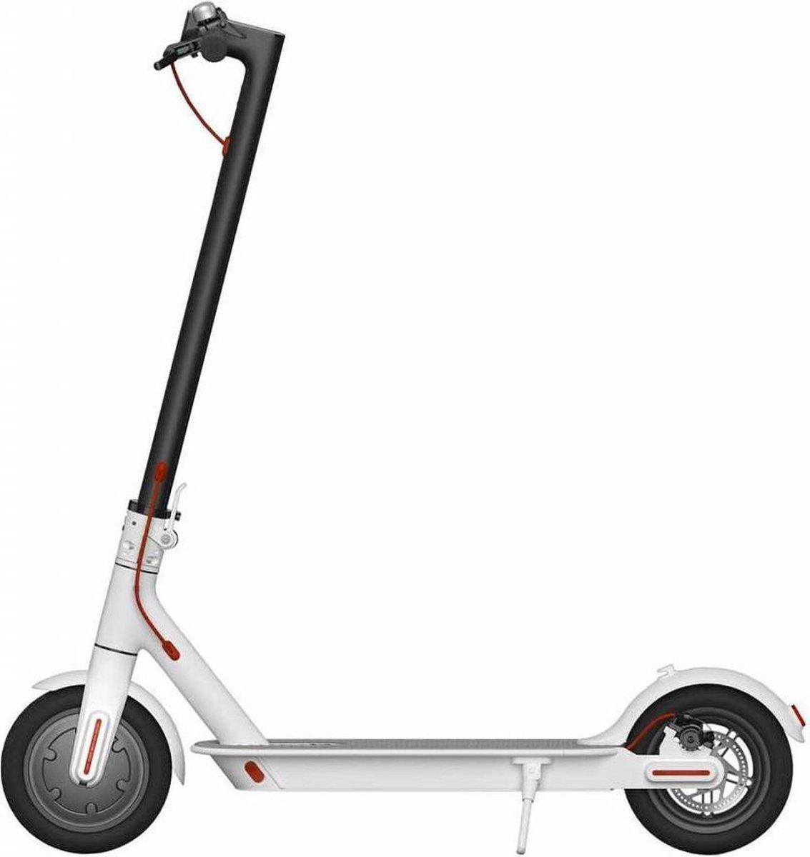 Elektrische Scooter Step I-Tronic PRO - Opvouwbaar - Wit