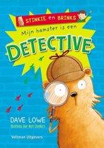 Omslag Mijn hamster is een detective