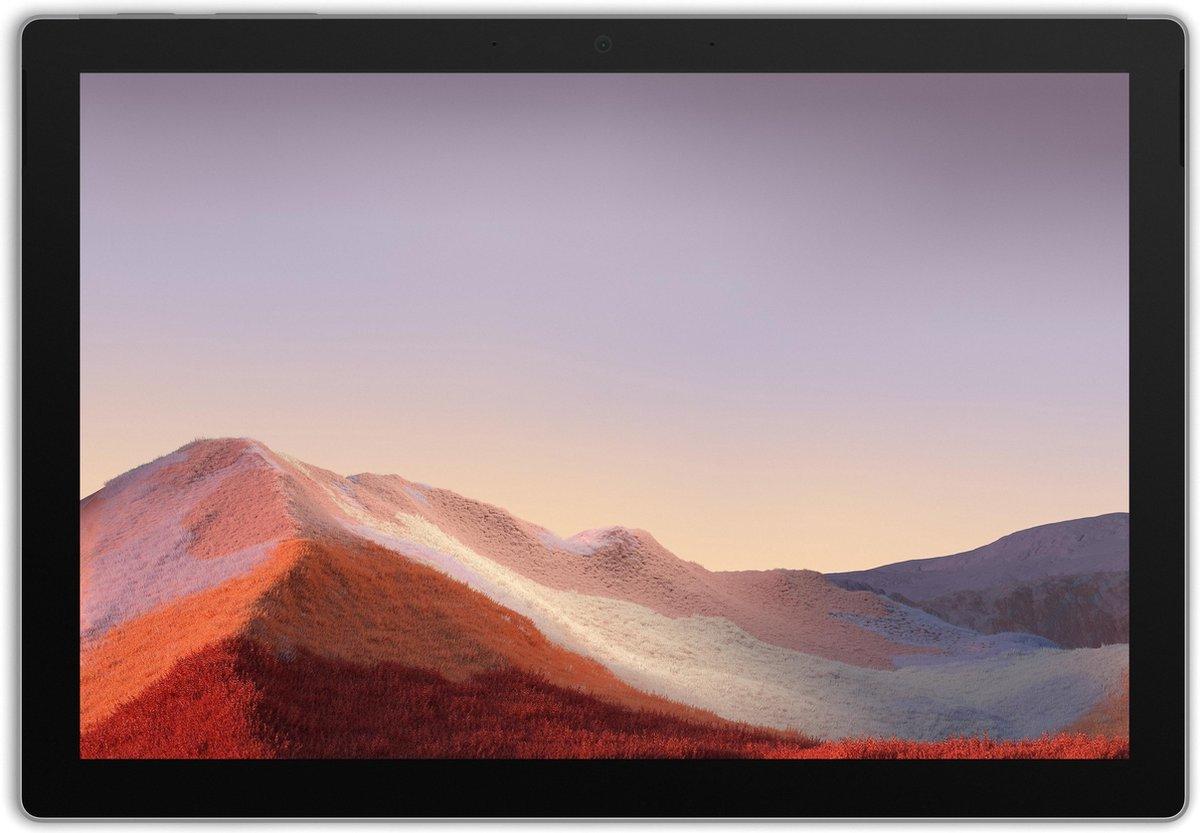 Microsoft Surface Pro 7 Tablet 12,3 (PVU-00003) silver Core i7 1065G7 – 16GB RAM – 512GB SSD VE 1 Stück