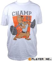 SCOOBY DOO - T-Shirt Homme Champion (L)