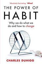 Boek cover The Power of Habit van Charles Duhigg (Onbekend)