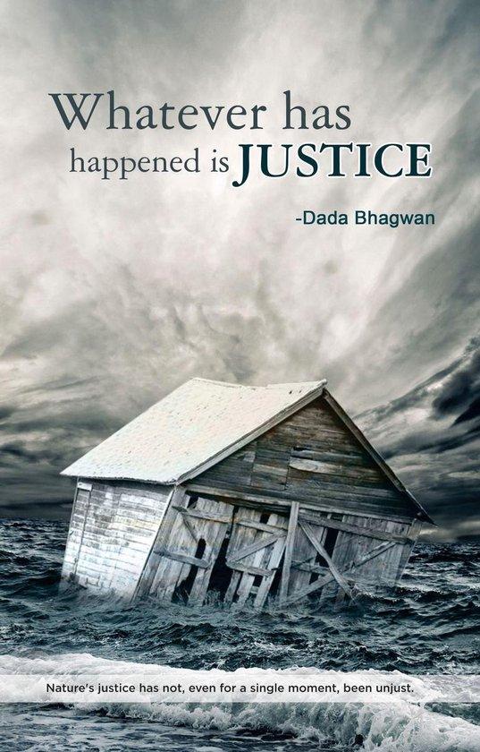 Omslag van Whatever Has Happened Is Justice