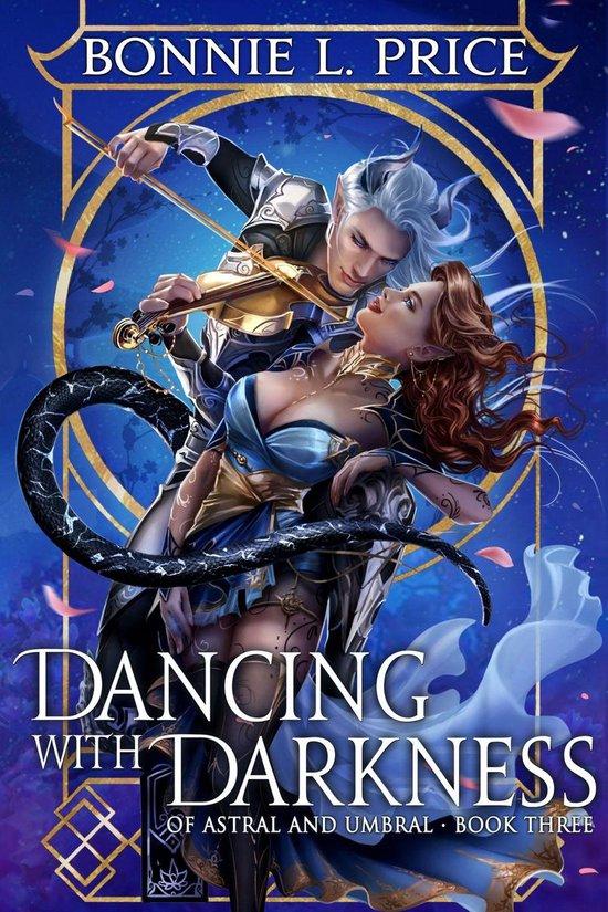 Boek cover Dancing with Darkness van Bonnie L. Price (Onbekend)