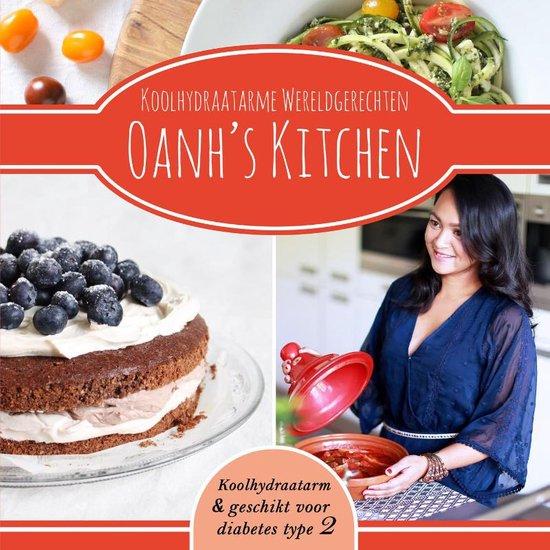 Omslag van Koolhydraatarme Wereldgerechten Oanh's Kitchen Koolhydraatarm kookboek