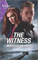 Omslag The Witness