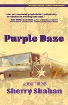 Omslag Purple Daze